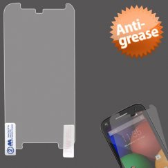 Motorola Moto G 2nd Gen Anti-grease LCD Screen Protector/Clear