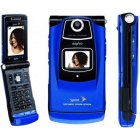 Sanyo Katana BLUE Camera Phone Bluetooth for Sprint PCS