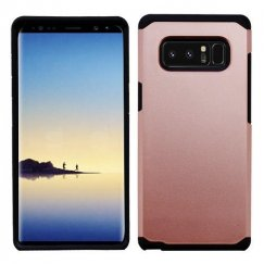 Samsung Galaxy Note 8 Rose Gold/Black Astronoot Case