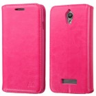 ZTE Obsidian Hot Pink Wallet with Tray