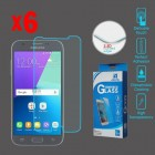 Samsung Galaxy J3 Tempered Glass Screen Protector (2.5D)(6-pack)
