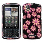 Motorola Droid Pro Flower Wall Phone Protector Cover