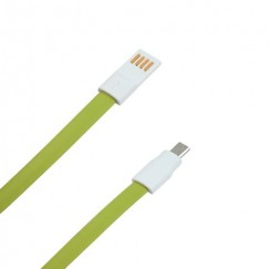 Baby Green Noodle Data Cable