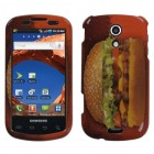 Samsung Epic 4G (Galaxy S) Burger Lover-Food Fight Collection Phone Protector Cover