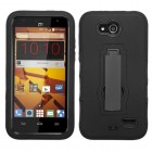 ZTE Speed Black/Black Symbiosis Stand Case