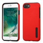 Apple iPhone 7 Red/Black Hybrid Case