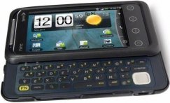 HTC EVO Shift 4G Android Smartphone for Sprint - Black