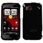HTC Rezound Solid Black Phone Protector Cover