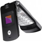 Motorola RAZR V3 Camera Bluetooth Black Phone Unlocked
