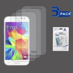 Samsung Galaxy Core Prime Screen Protector (3-pack)