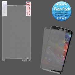 Motorola Photon 4G / Electrify Screen Protector Twin Pack