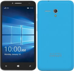 Alcatel One Touch Fierce XL 16GB Windows Smartphone for T-Mobile - Blue