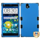 ZTE Grand X Max / Grand X Max Plus Natural Dark Blue/Black Hybrid Case