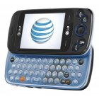 LG Neon II Bluetooth Music Camera 3G GPS Blue Phone Unlocked