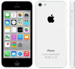 Apple iPhone 5c 8GB Smartphone - Cricket Wireless - White