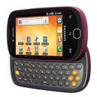 Samsung Gravity Smart Android Fushcia Phone Unlocked