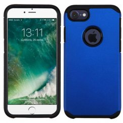Apple iPhone 7 Blue/Black Astronoot Case