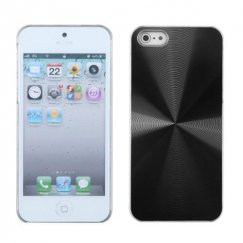 Apple iPhone 5/5s Black Cosmo Back Case