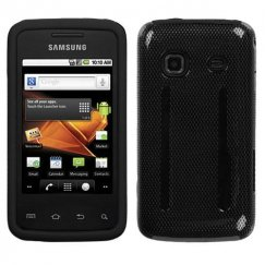 Samsung Galaxy Prevail Techno/Black Fusion Case