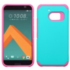 HTC 10 Teal Green/Hot Pink Astronoot Phone Protector Cover