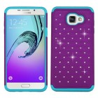 Samsung Galaxy A7 Purple/Tropical Teal FullStar Case