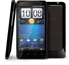 HTC Vivid 16GB Android Smartphone - Unlocked GSM - Black