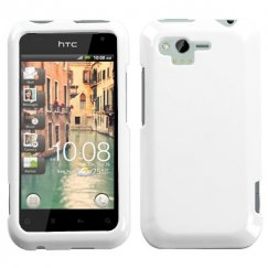 HTC Rhyme Solid Ivory White Case