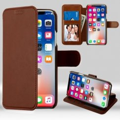 Apple iPhone X Brown NeoUrban Plus Wallet