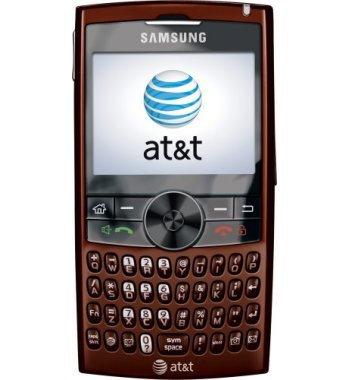 Samsung SGH-i617 for ATT Wireless in Red