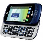 LG Xpression 2 C410 Bluetooth Camera Messaging 3G BLUE Phone Unlocked