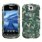 HTC myTouch 4G Slide Lizzo Digital Camo/Green Phone Protector Cover