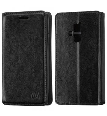 Coolpad Rogue Black Wallet(with Tray)