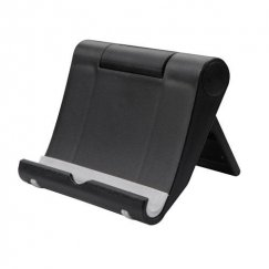 Black Universal Multi-Angle Foldable Holder