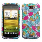 HTC One S Rose Garden Case