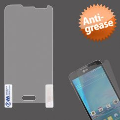 LG Optimus L90 Anti-grease LCD Screen Protector/Clear