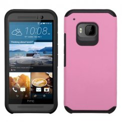 HTC One M9 Pink/Black Astronoot Case