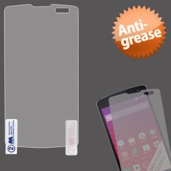 LG Tribute Anti-grease LCD Screen Protector/Clear