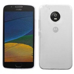 Motorola Moto G Glossy Transparent Clear Candy Skin Cover