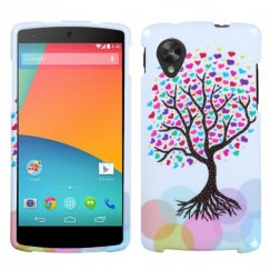 LG Nexus 5 Love Tree Case