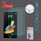 LG G Stylus 2 Tempered Glass Screen Protector (2.5D)(2-pack)
