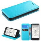 Amazon Amazon Fire Phone Blue Wallet with Tray