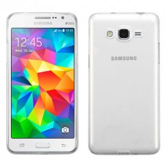 Samsung Galaxy Grand Prime Glossy Transparent Clear Candy Skin Cover