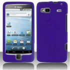HTC G2 Vanguard T-Mobile Front & Back Plastic Case, Purple