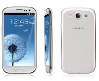 Samsung Galaxy S3 SPH-L710 32GB 8MP Camera Android Phone in White for Sprint PCS