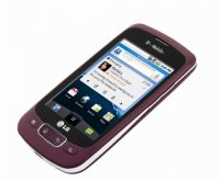 LG Optimus T Bluetooth WiFi 3G Red Android Phone Unlocked