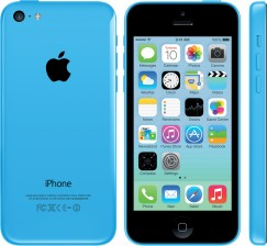 Apple iPhone 5c 32GB Smartphone - Cricket Wireless - Blue