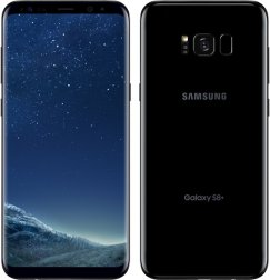Samsung Galaxy S8 Plus SM-G955U1 64GB Android Smartphone - Unlocked GSM - Black