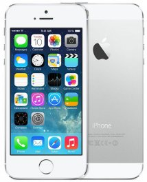 Apple iPhone 5s 32GB Smartphone - Unlocked - Silver
