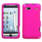 HTC G2 Solid Shocking Pink Case