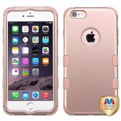 Apple iPhone 6 Plus Rose Gold/Rose Gold Hybrid Case